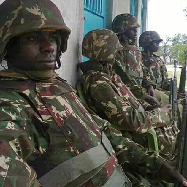 Police kill top commander of militia terrorising Mt Elgon residents