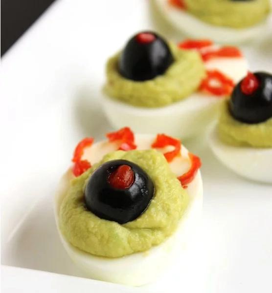 16 recetas terriblemente deliciosas para Halloween