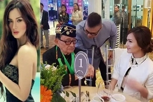 Controversial Deniece Cornejo 'exchanged thoughts' with tough Fidel Ramos at special UN event