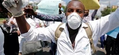 Kenya nurses' boss apologises to Kenyans after ending 150-day strike