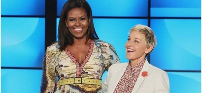 Michelle Obama congratulates Ellen DeGeneres on 20th anniversary of coming out as LESBIAN (photos, video)