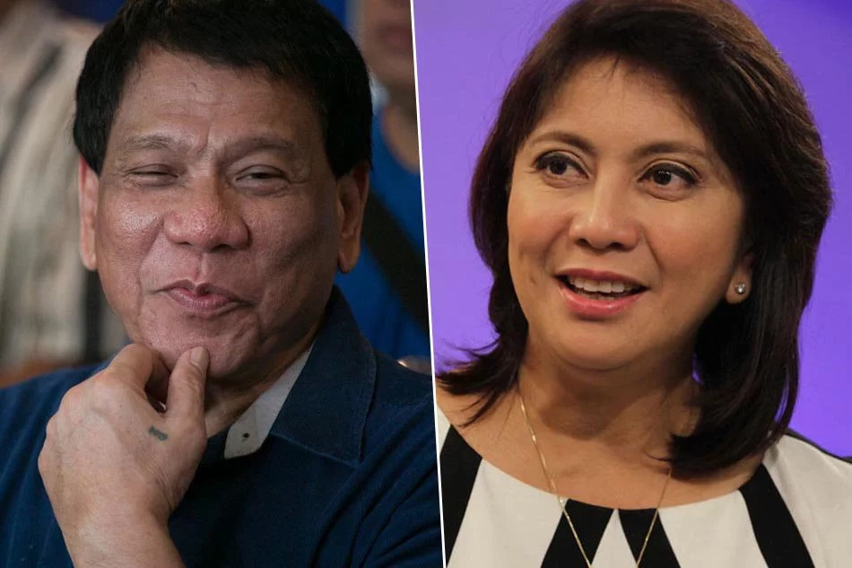 Duterte on Robredo: Let's talk about having a good rapport first