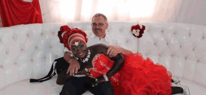 All girls who bed married men, may you get stuck- singer Nyota Ndogo