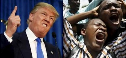 Details why Donald Trump IGNORED Uhuru when he called African leaders