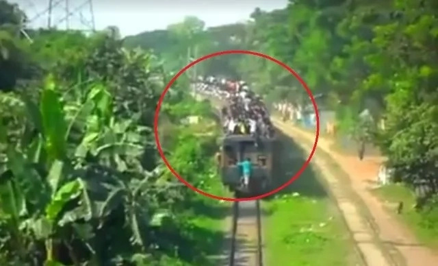 Footage reveals worsening situation in PNR's old trains
