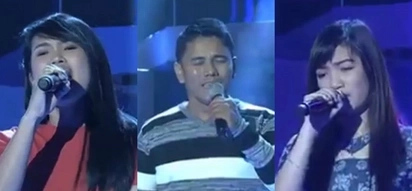 It's Showtime shocks viewers when all three contestants get a gong on January 9 episode