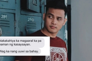 Clueless Pinay mom gets angry at son, the reason will make you laugh!