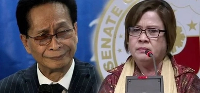 Umalis ka sa Senado! Infuriated Panelo calls for De Lima's resignation after she admitted Dayan relationship