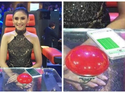 Wonder what Sarah Geronimo's conversation was on the phone? A Pinoy netizen has a hilarious answer to that!