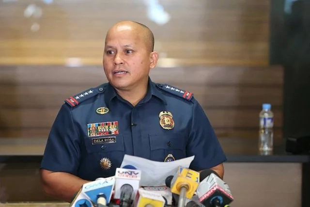 Bato faces Senate again; blames syndicates for killings