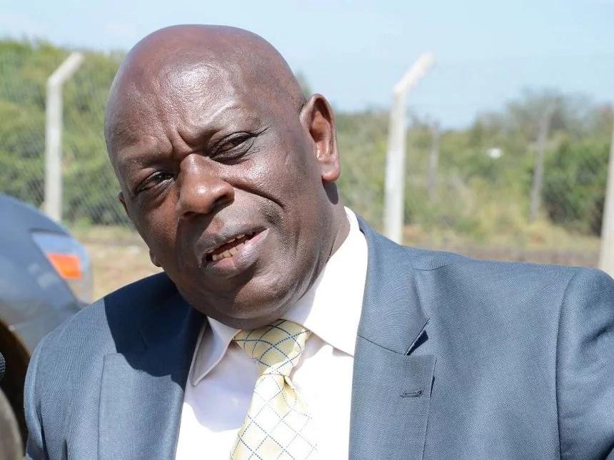 """Bull fighter"" Boni Khalwale AMPONDAPONDA Seneta mzushi wa Jubilee"