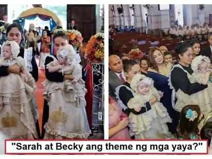 """Na-bash talaga ng todo! Perfume mogul Joel Cruz bashed by netizens because of his """"yaya's"""" uniform"""