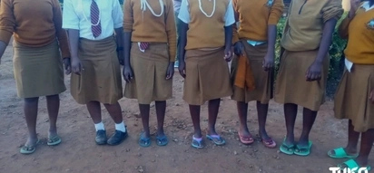 Mysterious disease strikes Murang'a school affecting girls only