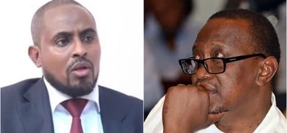 Abduba Dida reveals why he is the Kenyan president instead of UHURU