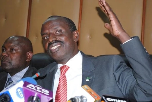 KNUT Dims Striking Teachers' Hopes Of Getting Paid In September
