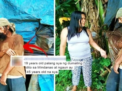This Pinoy 'ermitanyo' from Iloilo has been stuck in Mindanao for 26 years already. His heartbreaking story will surely make you cry!