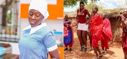 Success cannot be transmitted during bedroom sessions - Akothee declares