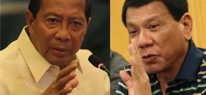Did Binay really concede to Duterte?