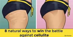 8 natural ways to win the battle against cellulite