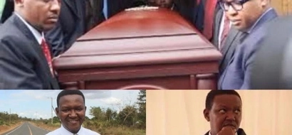 Alfred Mutua in TROUBLE for allegedly stealing funeral money