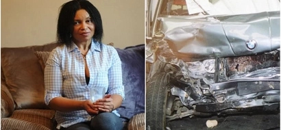 Tragic! This woman's memory was completely wiped out after a car crash - making her forget her own children
