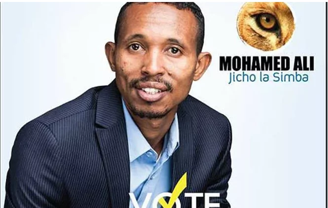 Moha of Jicho Pevu wins big just days after Raila endorsed his rival, Joho's brother