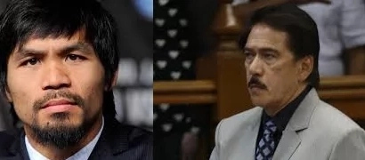 Pacquiao, Sotto lead senatorial race among celebrity bets