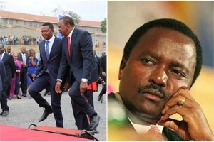 Just in: Kalonzo finally disciplines Machakos governor