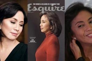 SimpLeni talaga si VP! Leni Robredo looks simple and classy in Esquire magazine cover