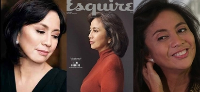 SimpLeni talaga si VP! Leni Robredo looks simple and classy in Esquire magazine cover