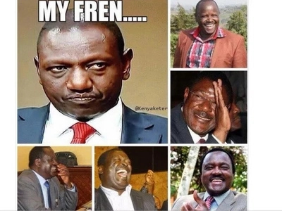 Jubilee cancelled nominations countrywide and the internet is on fire