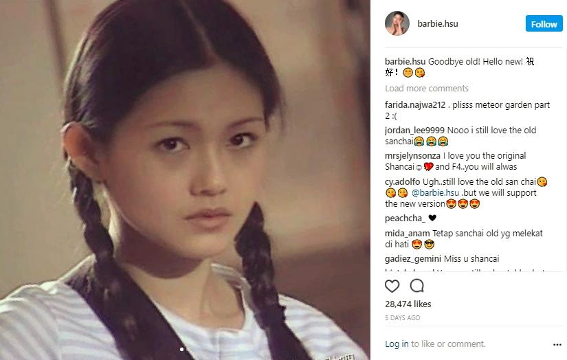 Meteor Garden's Barbie Hsu ends pregnancy when baby had no heartbeat