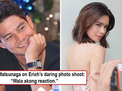 Hell hath no fury like a woman scorned! Erich Gonzales bares much in daring photo shoot and Daniel Matsunaga reacts unexpectedly!