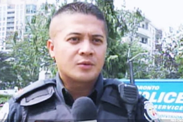 Do You Remember This Former Philippine Actor? He Is Now A Canadian Police Officer!