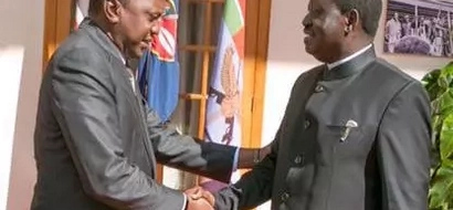 What made Uhuru meet Raila at State House; it was not about IEBC