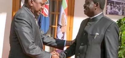 OKoa Kenya kabla iungue- Makasisi wa katoliki watuma ujumbe kwa Uhuru na Raila