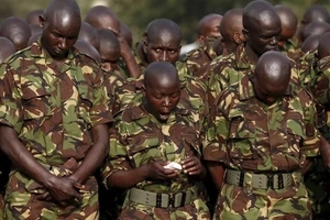 UN finally confirms the number of KDF soldiers killed in El-Adde attack