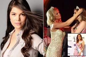 Beauty runs in the blood! KC Concepcion's half-sister wins Miss Earth Sweden