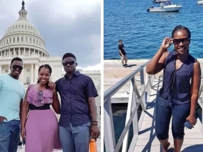 These 9 photos of Joyce Omondi and Waihiga Mwaura holidaying in the USA are just the best!