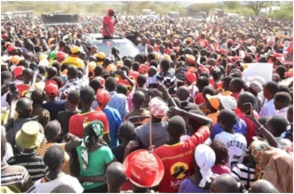 DP Ruto badly embarrassed at the heart of Raila Odinga's stronghold