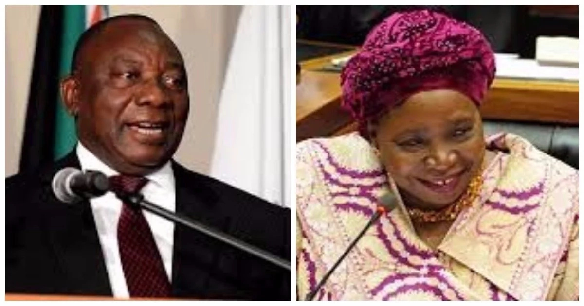 Will there be another split in the ANC after the upcoming presidential elections