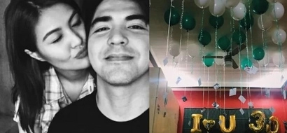 He is amazing! Wynwyn Marquez lists down 30 reasons why her love for Mark Herras is deeper than the ocean