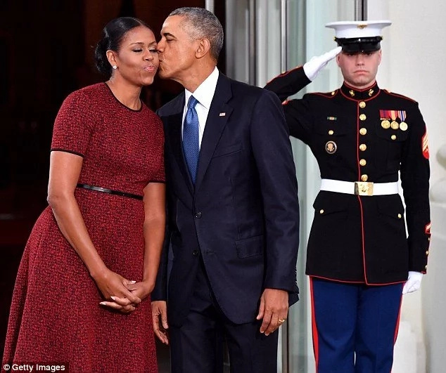 Barack and Michelle have had a famously successful marriage