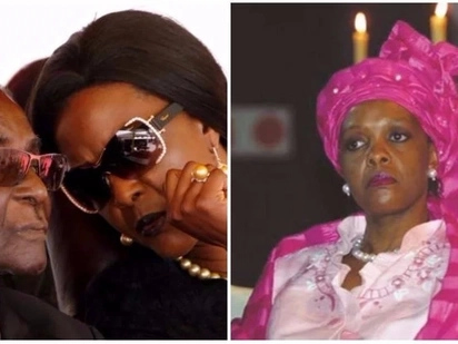 Grace Mugabe sues businessman for failing to deliver Ksh139m diamond ring