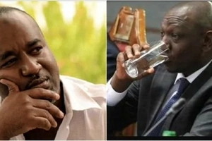 A temperamental Joho drags DP Ruto into Kalonzo's throes, details