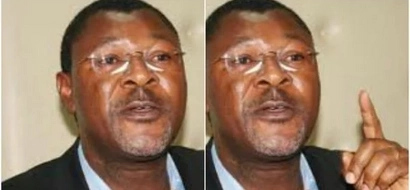 Stop weakening NASA, Wetangula warned