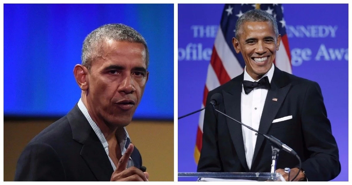 You should not be here! How Barack Obama suffered racism in Congress