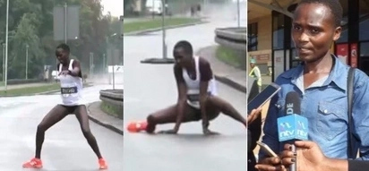 Event officials ignored my pleas for help -elite Kenyan athlete speaks of her near death experience at the Warsaw Marathon