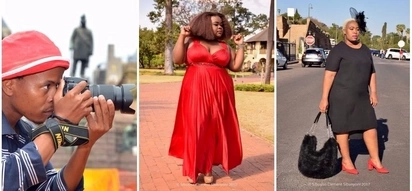 Photography student, 22, is on a mission to end body shaming and promote plus size models
