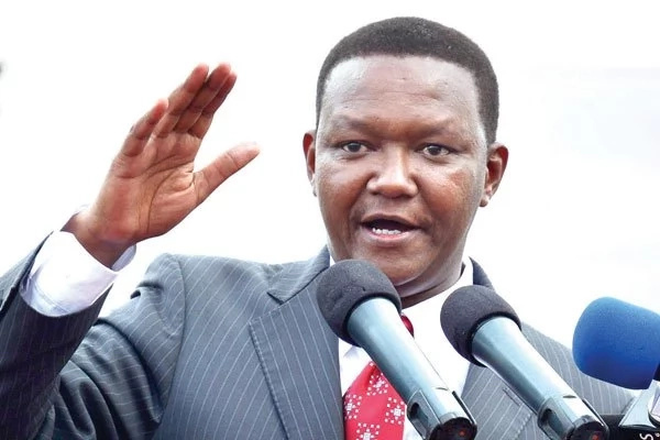 I am the man to watch in 2022 presidential race - Alfred Mutua insists